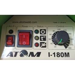 Cварочный инвертор - Атом I-180M (Запорожье, Украина)