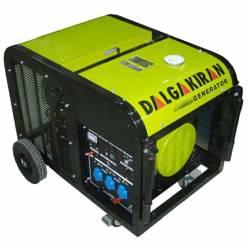 Бензиновый трехфазный генератор DJ 14000 BG-TE DALGAKIRAN