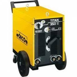 DECA MMA TITAN 350E - сварочный трансформатор