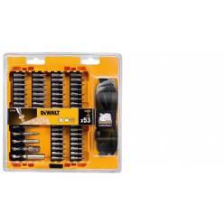 DEWALT DT71540-QZ Набор из 53 элементов с защитными очками в подарок