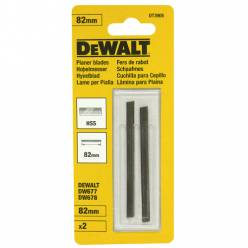 Ножи для рубанка HSS, 82 мм DeWALT DT3905