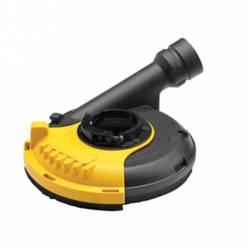 Кожух - адаптер DeWALT на пылесос для угловых шлифмашин, диаметр диска 115-125мм.