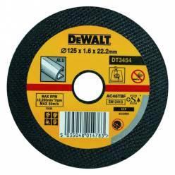 Круг отрезной DeWALT по алюминию DT3454-QZ