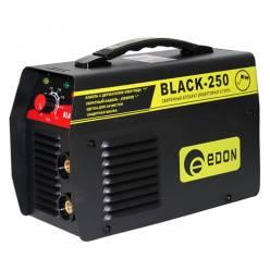 Сварочный аппарат инверторный Edon 250 Black