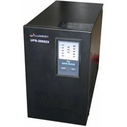 Источник бесперебойного питания Luxeon UPS-2000ZX с правильной синусоидой