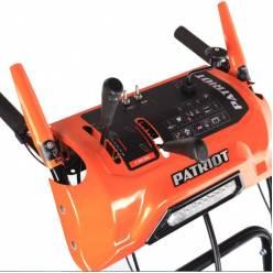 Снегоуборщик бензиновый Patriot PRO 881 E (PS 871 DDE)