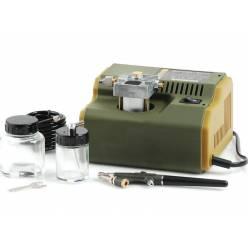Аэрограф Proxxon АВ 100 с компрессором МК 240 PROXXON