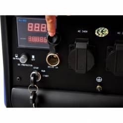 Генератор-инвертор Weekender X3500ie электрозапуск
