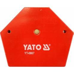 Магнитная струбцина Yato YT-0867