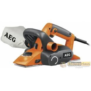 Рубанок AEG PL 750