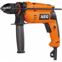Дрель ударная AEG SBE 600 R
