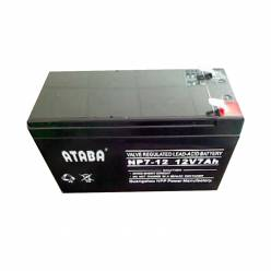 Аккумулятор ATABA AGM 12V 7,2Ah
