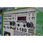 Взгляд изнутри - сварочный полуавтомат Атом I-180 MIG/MAG