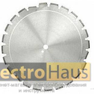 Диск отрезной по бетону с алмазным напылением (d=500mm)