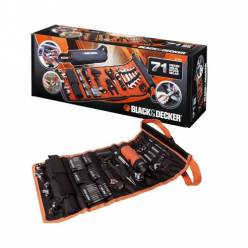 Набор инструментов автомобильный Black&Decker A7144