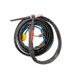 Горелка для аргонодуговой сварки WP-17V(N), 4м