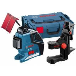 Лазерный нивелир Bosch GLL 3-80 P + BM1 + RL2 L-boxx