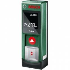 Лазерный дальномер Bosch PLR 15 (tinbox) EEU