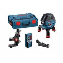 Лазерный нивелир Bosch GLL 3-50 + BM1 + LR2 L-Boxx