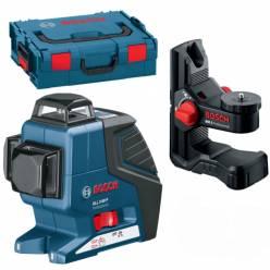 Лазерный нивелир BOSCH GLL 3-80 P + BM1 L-Boxx