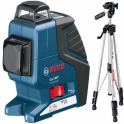 Лазерный нивелир Bosch GLL 3-80 P + BS 150