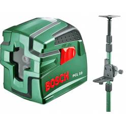 Лазерный нивелир Bosch PCL 10 Set