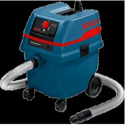 Пылесос для влажного и сухого мусора Bosch GAS 25 Professional