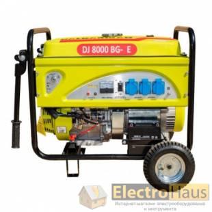 Бензиновый генератор DALGAKIRAN DJ 8000 BG-E