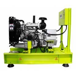 Дизельный генератор Dalgakiran DJ 22 NT Inter