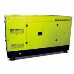 Дизельный генератор Dalgakiran DJ 33 NT Inter