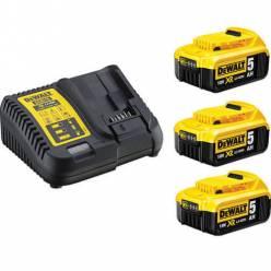 Зарядное устройство DeWALT DCB115P3