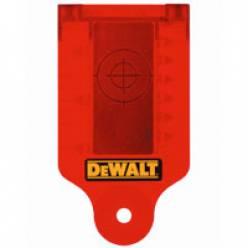 Мишень - лучеулавливатель DeWALT для ротационных лазеров