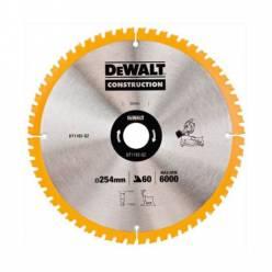 Пильный диск 254x30мм, DeWALT DT1182