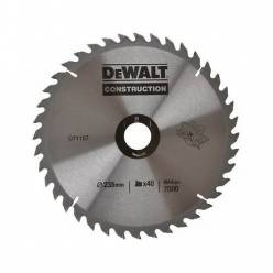 Пильный диск HM, DeWALT DT1157