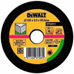 Круг отрезной DeWALT по камню DT3411-QZ