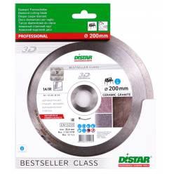 Алмазный диск DISTAR 1A1R Bestseller Ceramic granite 180x1,5x8,5x25,4