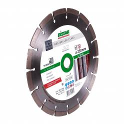 Алмазный диск DISTAR 1A1RSS/C3-H 230 STONE