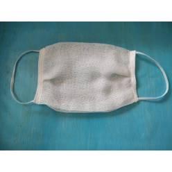 Маска защитная марлевая 6-тислойная на резинках