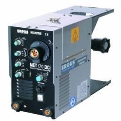 Ergus MET 170 DCI - сварочный полуавтомат инверторного типа