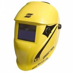 Сварочная маска - ESAB Origo-Tech 9/13 Yellow