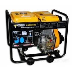 Дизельный генератор FORTE FGD6500E (Форте)