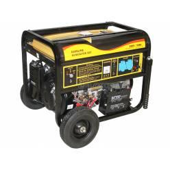 Бензиновый генератор FORTE FG6500 (форте)
