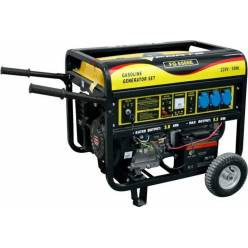 Бензиновый генератор FORTE FG6500E (Форте)