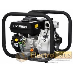 Высоконапорная (пожарная) мотопомпа HYUNDAI HYH52-80