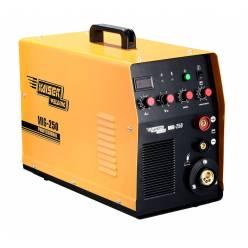 Сварочный инверторный полуавтомат KAISER MIG-250 2в1