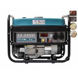 Генератор бензиновый Konner&Sohnen KS 3000G