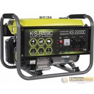 Генератор бензиновый Konner&Sohnen KSB 2200C