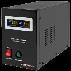 ИБП с правильной синусоидой LogicPower LPY-B-PSW-1500VA+ (1050W) 10A/15A 24V