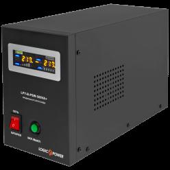 ИБП с правильной синусоидой LogicPower LPY-B-PSW-500VA+ (350W) 5A/10A 12V