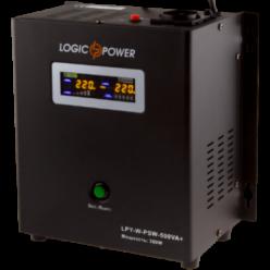 ИБП с правильной синусоидой LogicPower LPY-W-PSW-500VA+ (350W) 5A/10A 12V